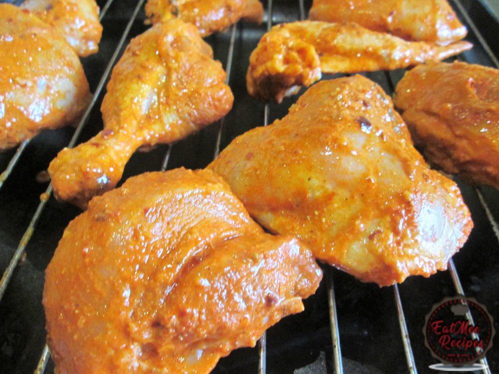 Nandos Style Peri Peri Chicken