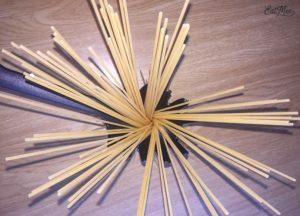 Spaghetti Portion Serving Tip
