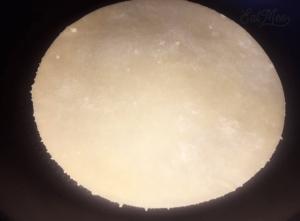 Cooked Dough Roti