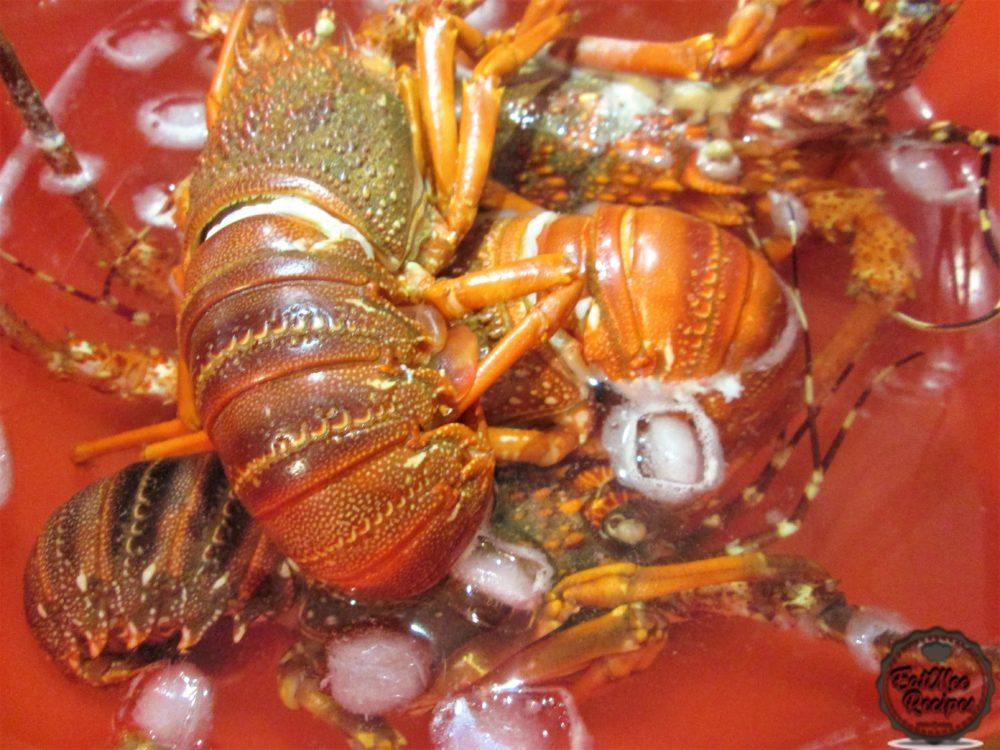 Crayfish Thermidor