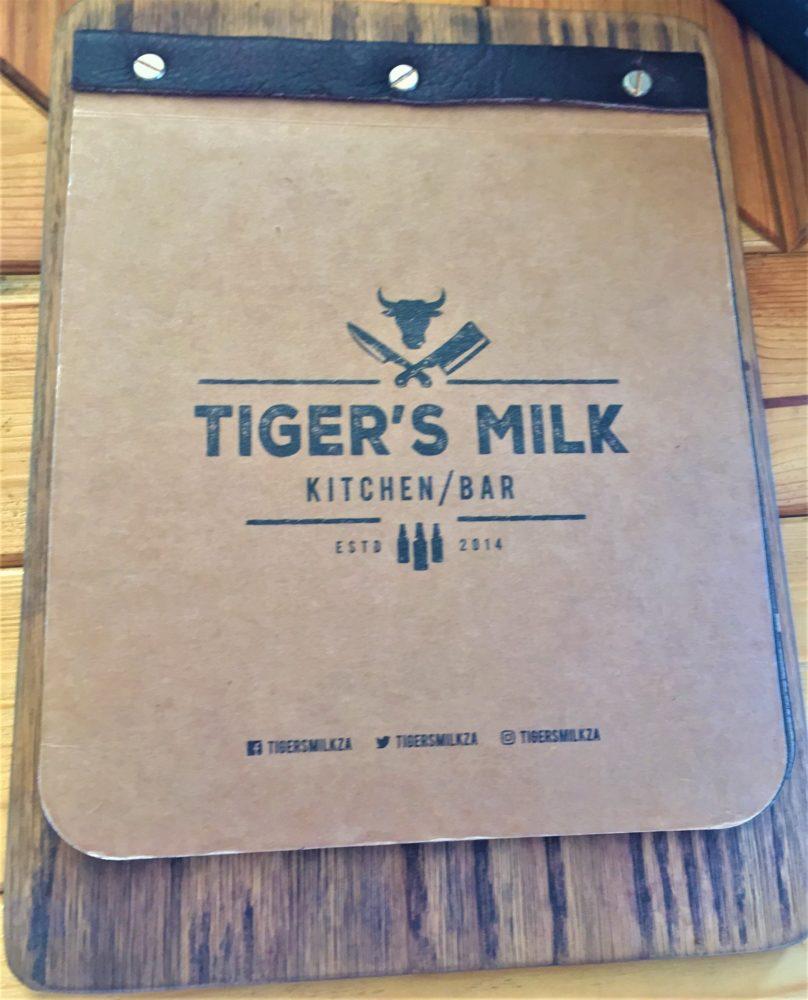 Tiger's Milk