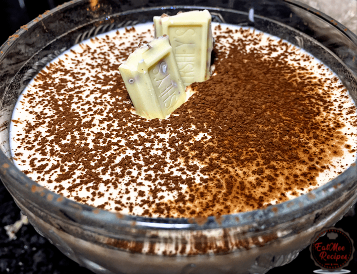 Steri Stumpie White Chocolate Panna Cotta