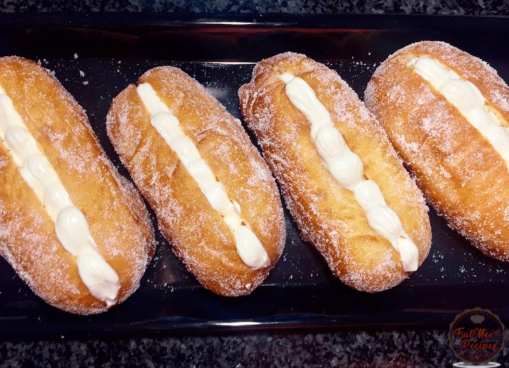 Fresh Cream Doughnuts