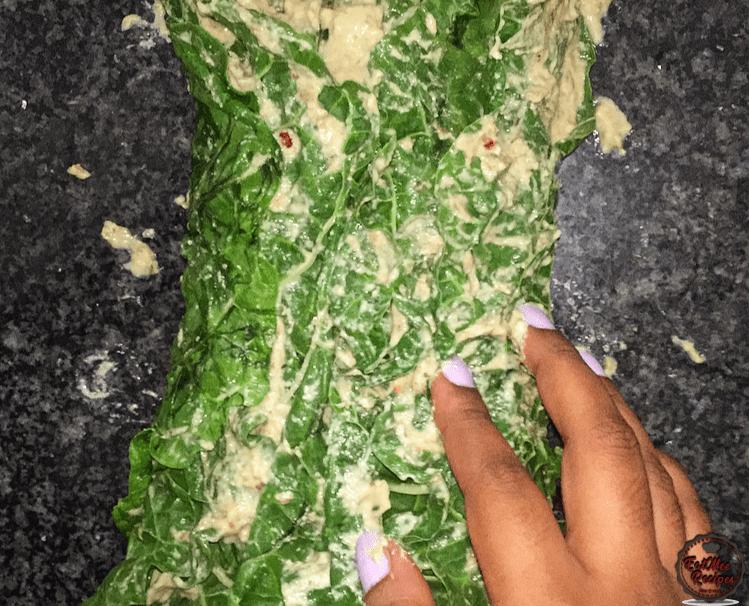 Homemade Patha