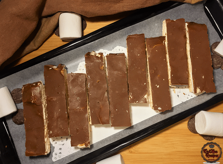 Naked Nestlé Chocolate Log