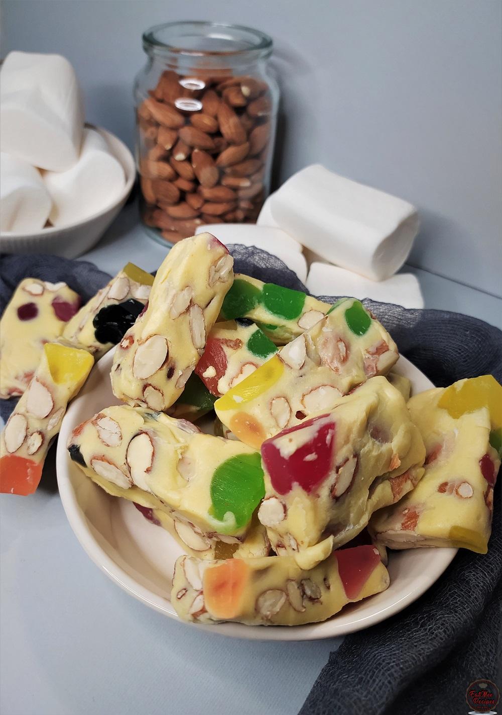 Marshmallow Nougat
