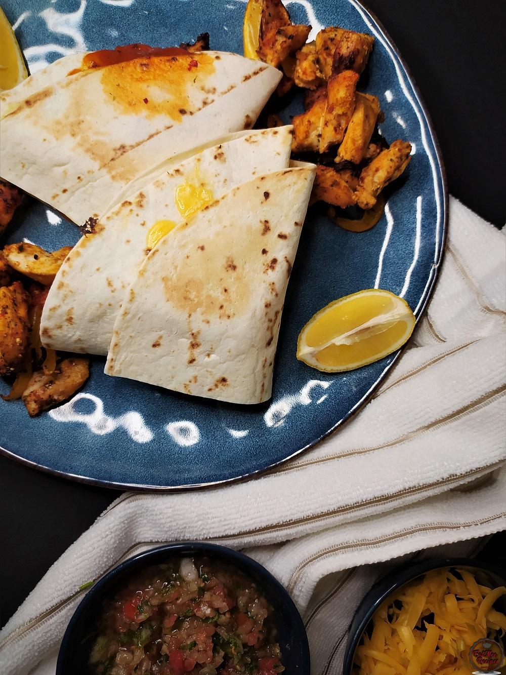 Air Fried Chicken Fajitas