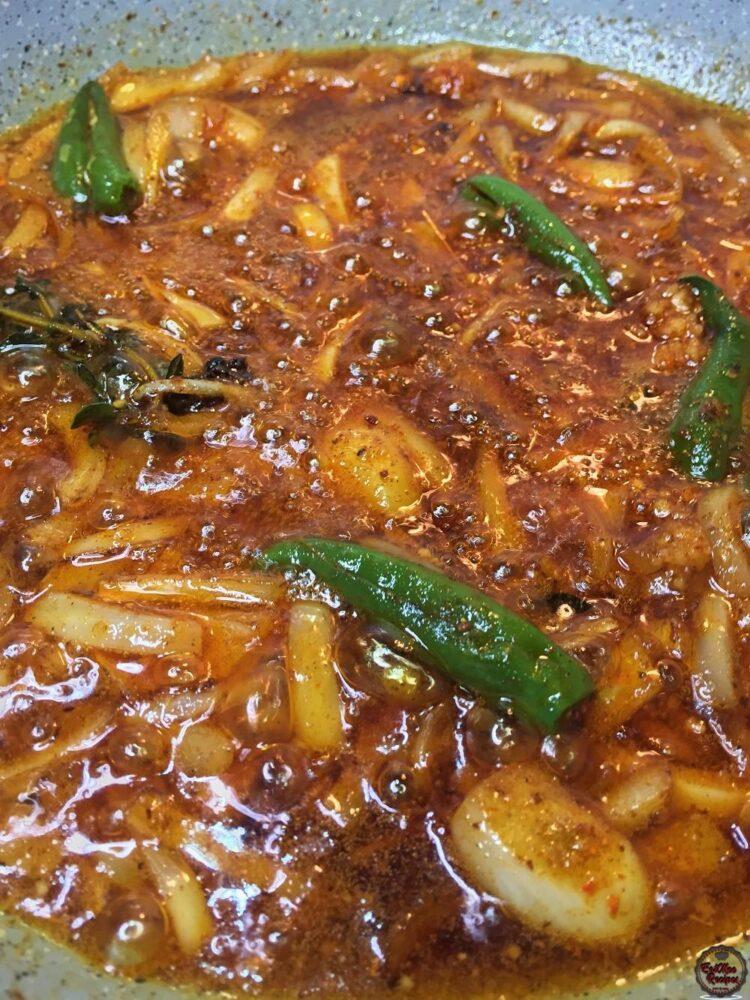Chapli Kebab Chutney